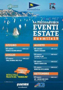 ANCONA, LA MARINA DORICA: EVENTI ESTATE @ Ancona