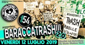 BOLOGNA, BARACCATRASH #2 @ Bologna