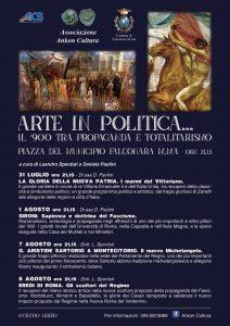 """ANCONA, CONFERENZE SULLA POLITICA CON """"ANKON CULTURA"""" @ Ancona"""