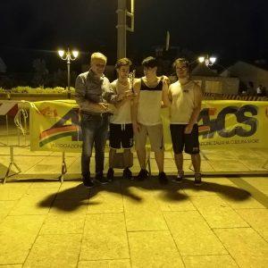 BENEVENTO, CON AICS SUCCESSO AL SUMMER BASKET @ BENEVENTO