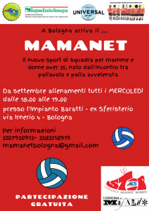 A BOLOGNA, CON AICS ARRIVA IL MAMANET @ Bologna