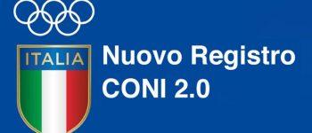 REGISTRO CONI 2.0, per ASD e SSD TEMPO FINO AL 31 AGOSTO PER SANARE LE POSIZIONI INCOMPLETE