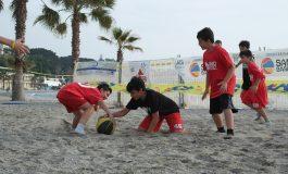 SAND BASKET, NEL WEEK END TORNA LA PALLACANESTRO IN SPIAGGIA con AiCS