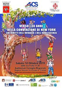 FIRENZE, AICS CELEBRA LA CONVENZIONE DI NEW YORK SUI DIRITTI DELL'INFANZIA E DELL'ADOLESCENZA @ firenze
