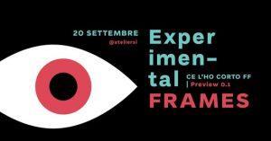BOLOGNA, PROIEZIONE DI CORTOMETRAGGI - Kinodromo presenta Ce L'ho Corto @ Bologna