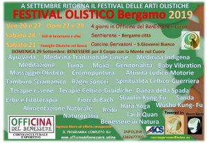 BERGAMO, FESTIVAL OLISTICO BERGAMO @ Bergamo