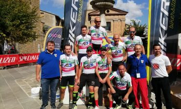 MOUNTAIN BIKE, CLASSIFICA DEL CAMPIONATO NAZIONALE AICS