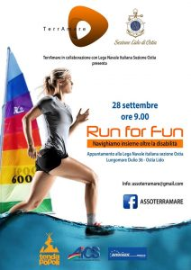 ROMA, RUN FOR FUN @ Roma