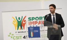 """1° WORLD AMATEUR SPORT FORUM, SUL PALCO anche il progetto AiCS """"SPORT IN COMUNE"""""""
