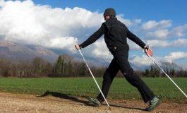 NORDIC WALKING, CORSO di FORMAZIONE PER ISTRUTTORI AICS DI 1° LIVELLO