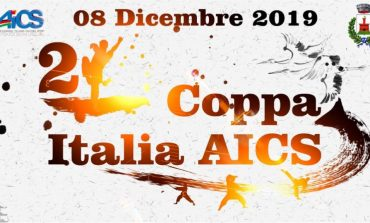 ARTI MARZIALI, con AiCS la 21a COPPA ITALIA di KUNG FU WHU SHU SANDA