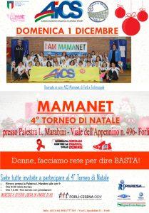 4° TORNEO DI NATALE DI MAMANET @ Forli