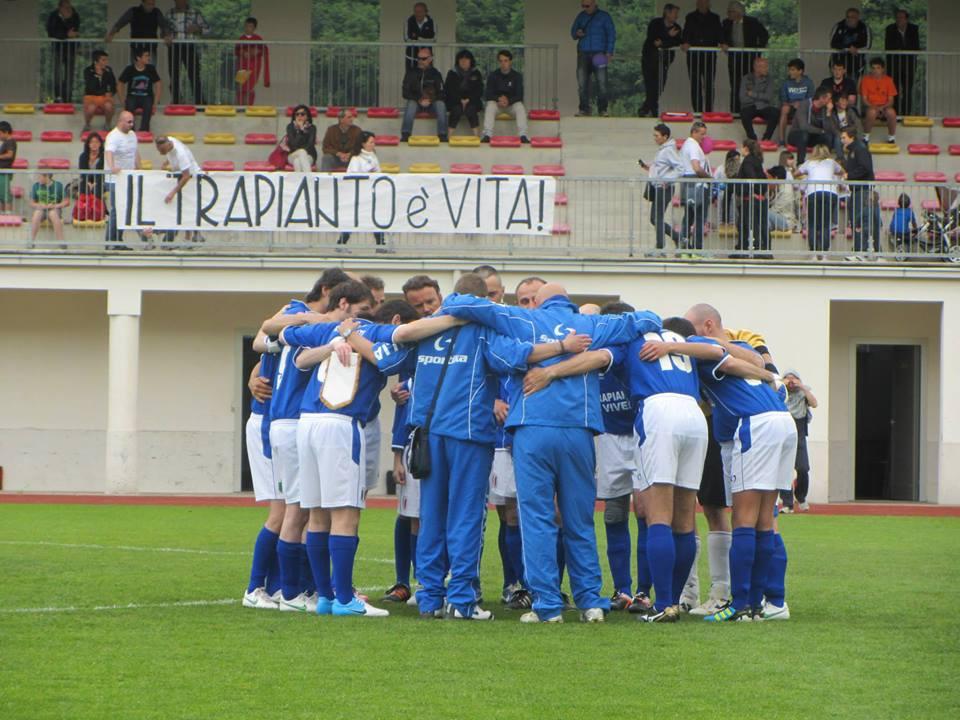 In ITALIA con AiCS, LA PRIMA COPPA MONDIALE DI CALCIO PER TRAPIANTATI