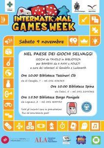 BOLOGNA, Nel paese dei giochi selvaggi - Gaming in biblioteca @ Bologna