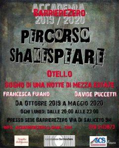 BOLOGNA, PERCORSO SHAKESPEARE @ Bologna