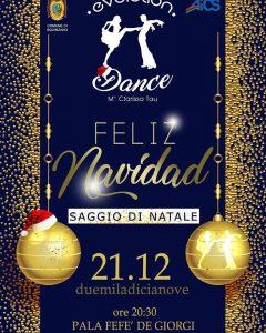 LECCE, 21 DICEMBRE: SAGGIO NATALIZIO DI DANZA @ Lecce