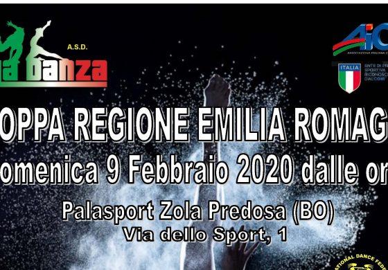 COPPA REGIONE Emilia Romagna di DANZA