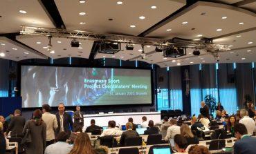 SPORT E PROGETTI EUROPEI, AiCS a BRUXELLES per la PROGETTAZIONE sul BANDO SPORT del programma ERASMUS+