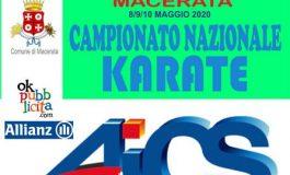 KARATE, CAMPIONATO NAZIONALE OPEN