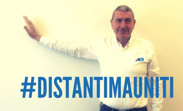 #DISTANTImaUNITI: LO SPORT RISPONDE AL VIRUS