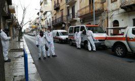 I NOSTRI VOLONTARI – A Palermo, in prima fila nella distribuzione di aiuti alimentari e nelle attività di welfare leggero