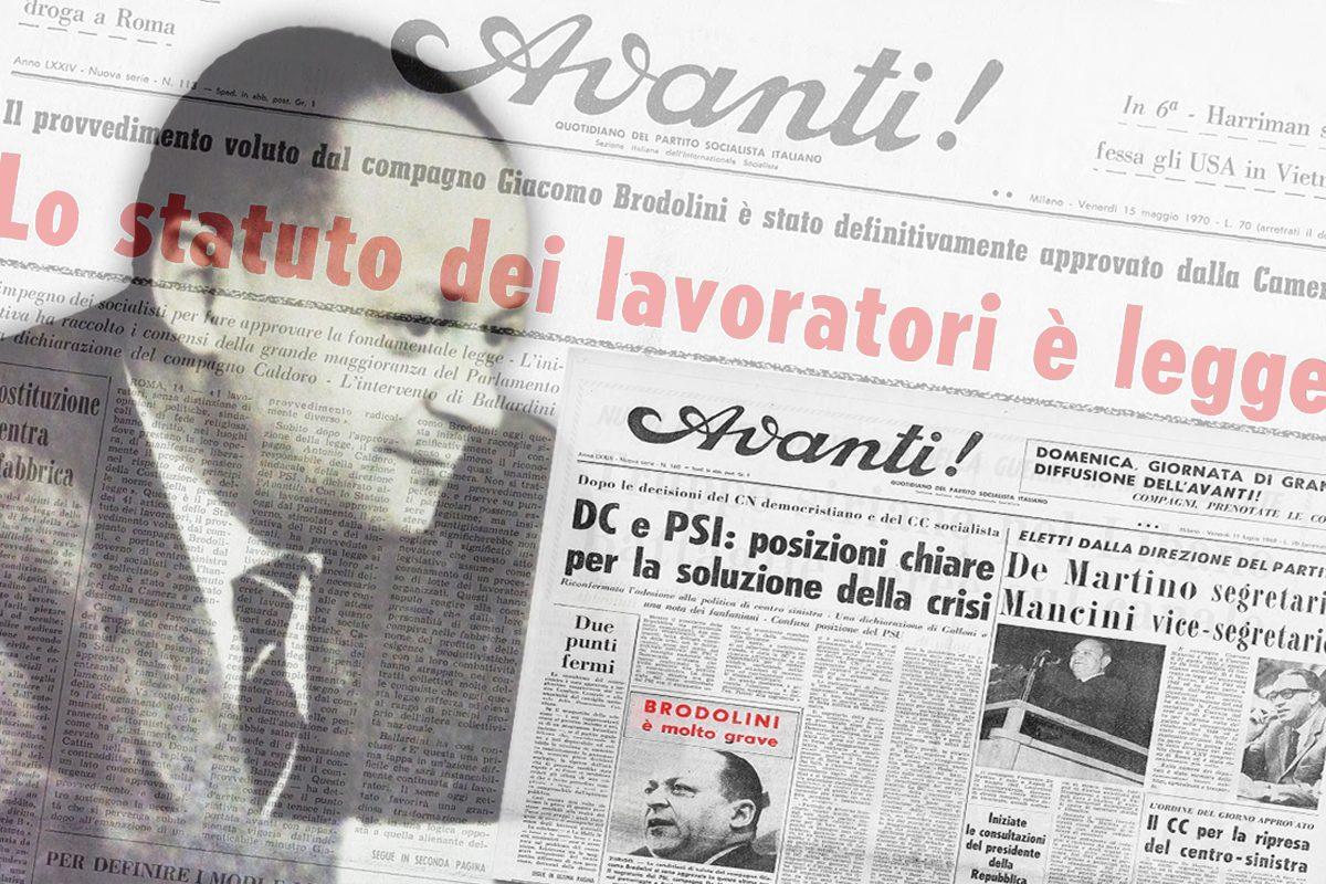 """COMPIE 50 ANNI LO STATUTO DEI LAVORATORI, """"FIGLIO"""" del FONDATORE di AiCS"""