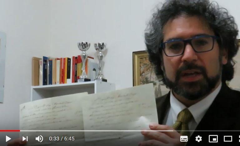 """RIEVOCAZIONI STORICHE, LEZIONI DI STORIA IN VIDEO: DA DOVE NACQUE IL TERMINE """"FATTURA"""""""