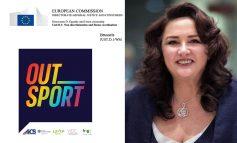 """LOTTA ALL'OMOFOBIA, LA COMMISSARIA EUROPEA DALLI RISPONDE AD AiCS: """"GRAZIE per il progetto OUTSPORT"""""""