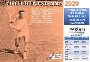 PERUGIA, circuito AiCSTENNIS2020 @ Perugia