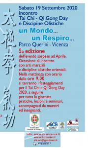 VICENZA, TAI CHI E DISCIPLINE OLISTICHE @ Vicenza