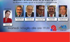 TESTO UNICO DELLO SPORT, EPS A CONFRONTO su AiCS LIVE