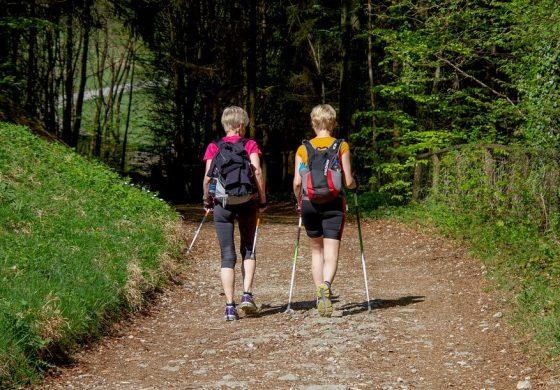 NORDIC WALKING, CORSO di FORMAZIONE PER ISTRUTTORE AiCS DI 1° LIVELLO