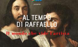 AiCS CELEBRA RAFFAELLO: IN 8 DOCUFILM, IL MONDO CHE VIDE L'ARTISTA