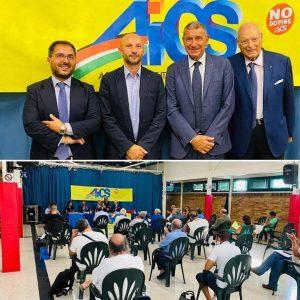 SALERNO, MARCO DE LUCA NUOVO PRESIDENTE DEL COMITATO PROVINCIALE AiCS @ Salerno