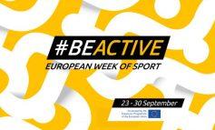 #BEACTIVE, AiCS ADERISCE ALLA SETTIMANA EUROPEA DELLO SPORT