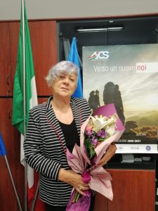 EMILIA ROMAGNA,Viviana Neri confermata alla presidenza di AiCS Emilia Romagna @ Emilia Romagna