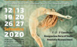 RINASCI … CON LA DANZA! Lezioni, Laboratori Coreografici e Concorso per solisti di danza classica, contemporanea e moderna