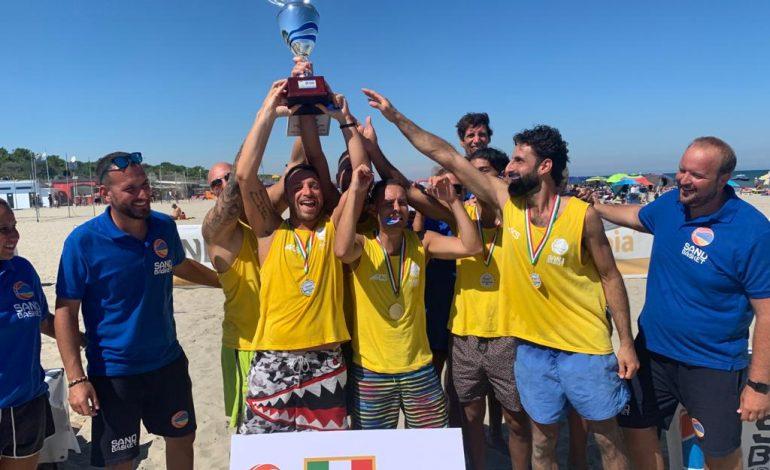 SAND BASKET: Dadaumpa Roma e Black Mamba Parma Campioni d'Italia 2019-20