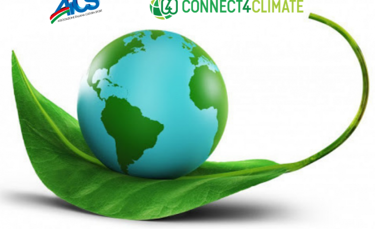 AMBIENTE, AiCS entra in #CONNECT4CLIMATE