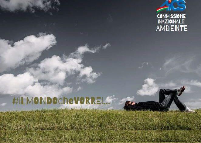 AMBIENTE, AiCS LANCIA IL CONTEST #ILMONDOCHEVORREI