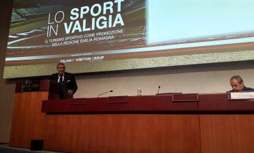 AiCS LANCIA I WORLD SPORT GAMES 2021 dal palco del TTG DI RIMINI