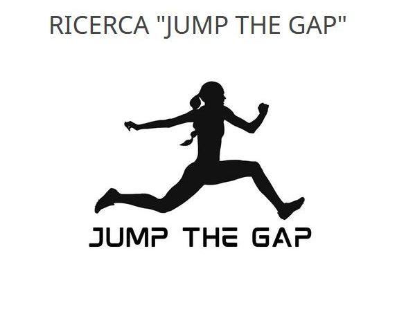 JUMP THE GAP, RISPONDI AL QUESTIONARIO E PARTECIPA ANCHE TU ALLA RICERCA PER FAVORIRE LA PARITA' DI GENERE NELLO SPORT!