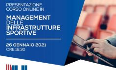 MASTER IN MANAGEMENT DELLE INFRASTRUTURE SPORTIVE