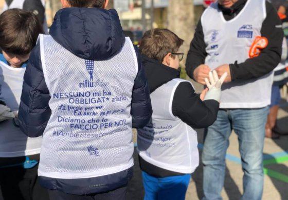 RIFIUTHLON, TORNA LA CACCIA AL RIFIUTO A PREMI!
