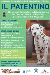 ASTI, CORSO DI FORMAZIONE PER PROPRIETARI DI CANI @ Asti