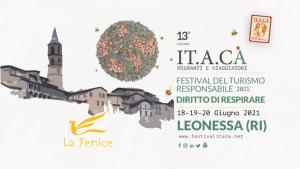 RIETI, FESTIVAL DEL TURISMO RESPONSABILE ITACÀ 2021 @ Rieti