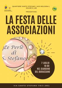 """BOLOGNA, al """"BARACCANO"""" con AiCS la FESTA DELLE ASSOCIAZIONI @ Bologna"""