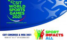 WORLD SPORTS GAMES CSIT, a ottobre a CERVIA anche CONGRESSO e FORUM MONDIALE DELLO SPORT PER TUTTI