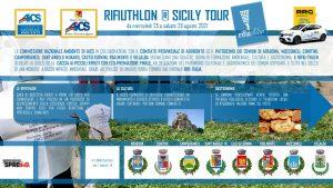AMBIENTE, 8 RIFIUTHLON IN 4 GIORNI: IL TOUR DELLA SICILIA PER SENSIBILIZZARE AL RISPETTO AMBIENTALE @ Agrigento