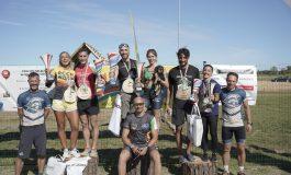 OCR, GIAN MARIA SAVANI E CLAUDIA DI GREGORIO I CAMPIONI ITALIANI AiCS DI OBSTACLE COURSE RACE
